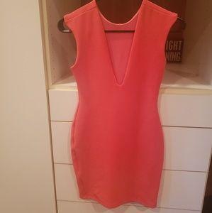 Bec and Bridge Red Dress Mini Size 4